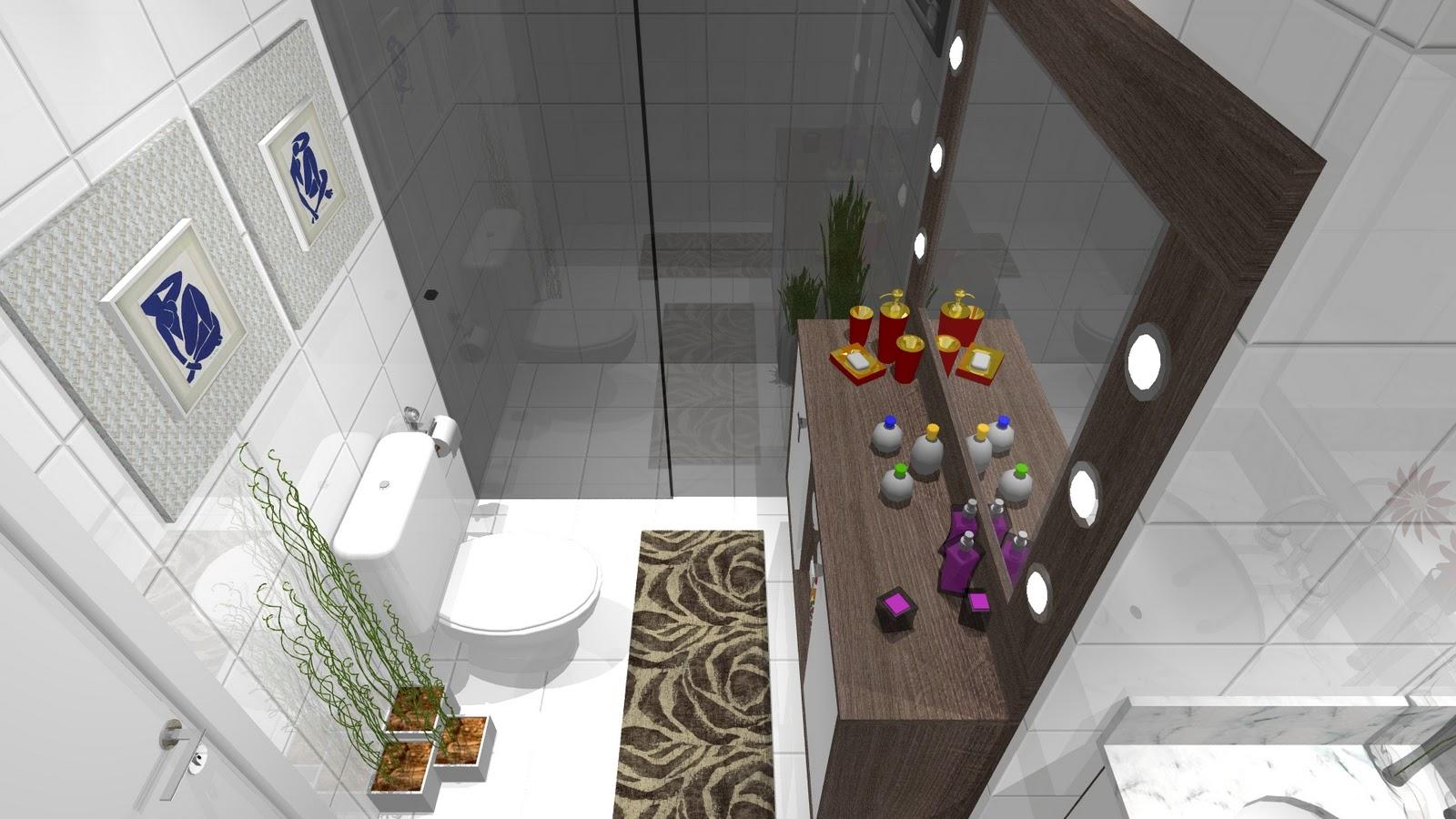 #693069 Vista frontal do box em vidro escuro com o camarim à direita em  1600x900 px tapete de banheiro em frances