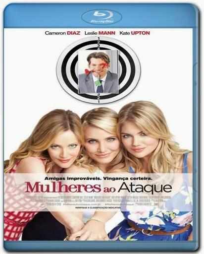 Baixar Filme Mulheres ao Ataque AVI Dual Áudio BDRip Download via Torrent