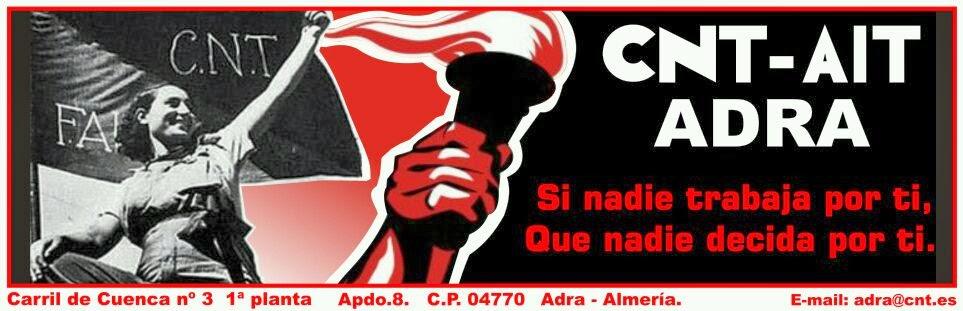 CNT-AIT Sindicato de Oficios Varios de Adra