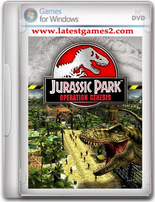download jurassic park operation genesis untuk android