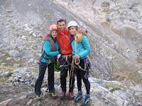 Fernando Calvo Guia de alta montaña UIAGM en Picos de Europa