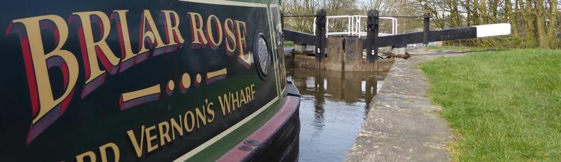 Narrowboat Briar Rose