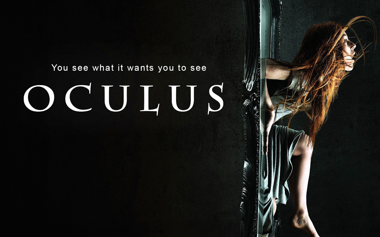 Oculus Movie Poster