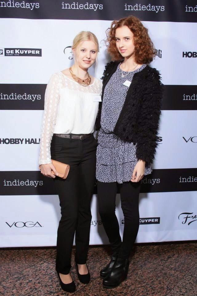 Indiedays bloggers inspiration day pircture, Pinja Alina and Elina
