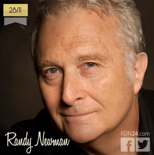 28 de noviembre | Randy Newman - @RandyNewman | Info + vídeos