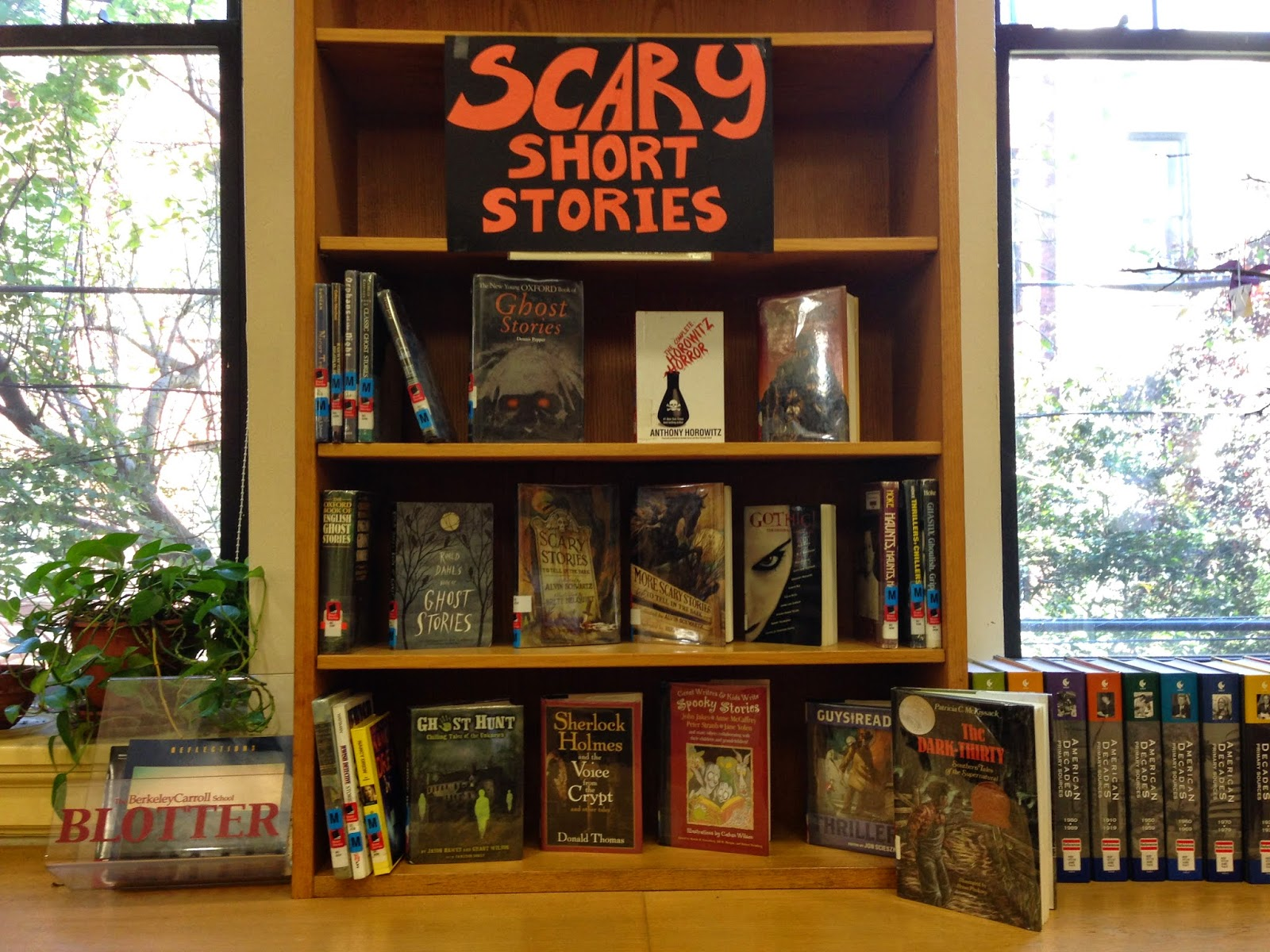 things are getting spookier here at the middle upper school library as nights are getting longer and halloween approaches you may find yourself - Halloween Short Stories Middle School