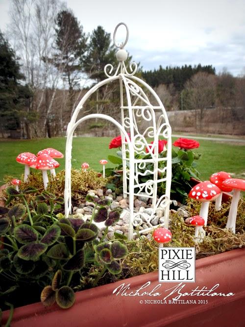 Pixie Hill fairy gardens - Nichola Battilana