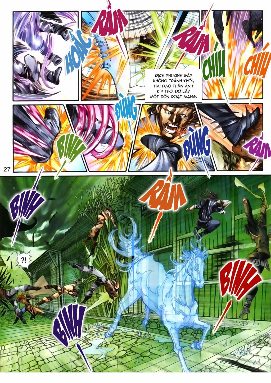 Thuyết Anh Hùng Thùy Thị Anh Hùng chap 16 Trang 28 - Mangak.info