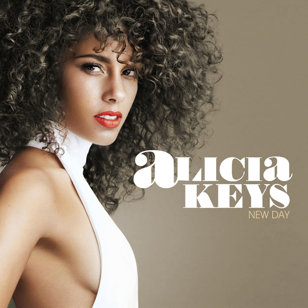Copertina Alicia Keys - New Day