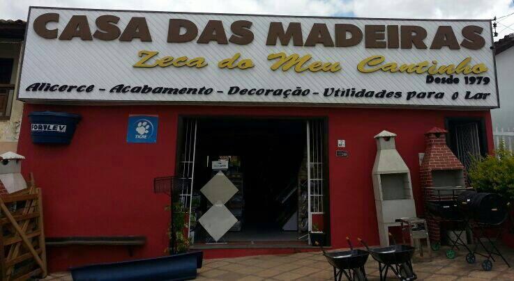 Casa Das Madeiras