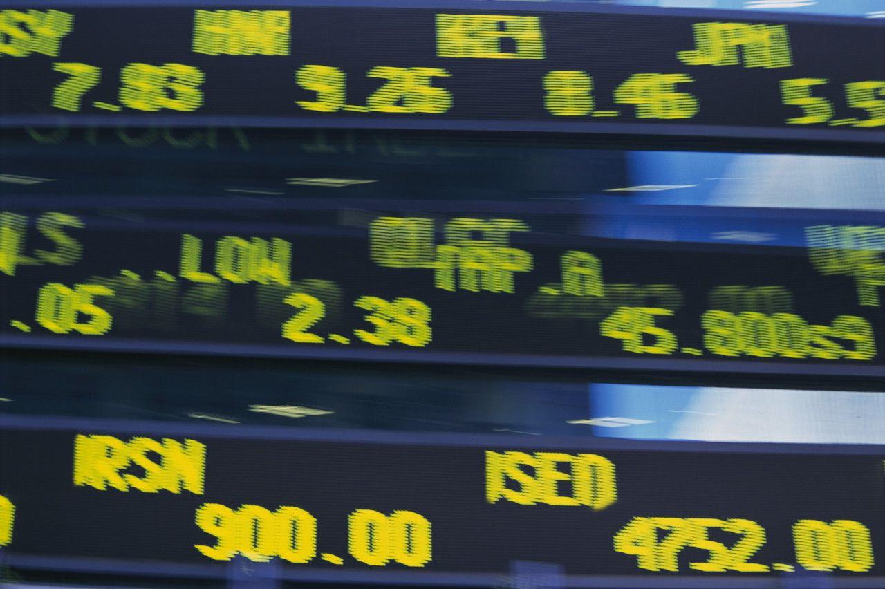 bp stock market ticker today