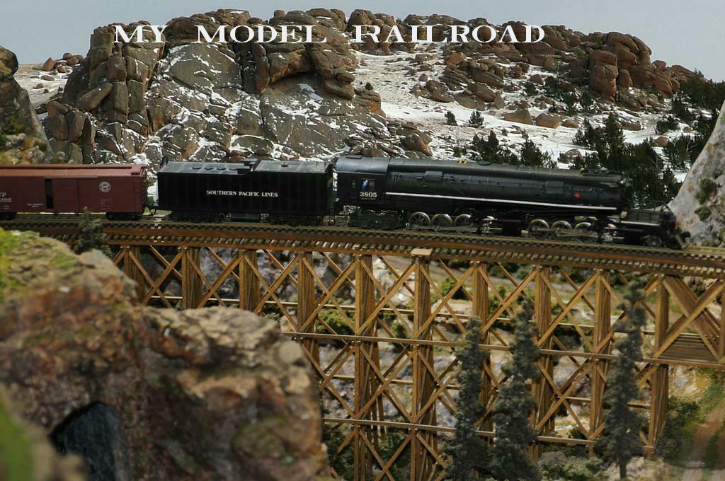 My Model Railroad