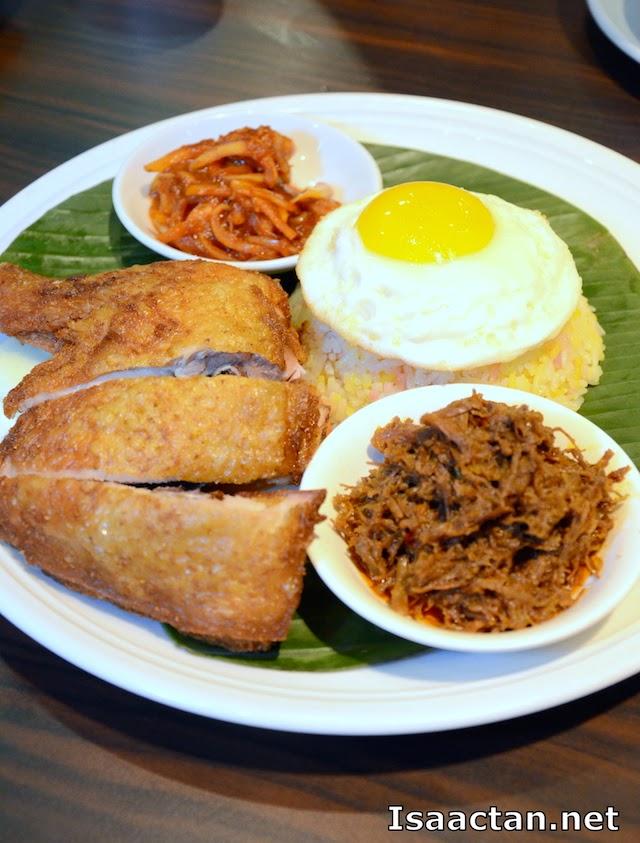 Nasi Ayam Istimewa - RM22