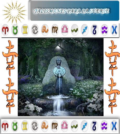 rituales y talismanes