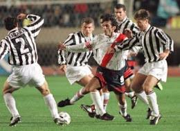 Recomendación de la semana : Copa Intercontinental 1996  Juventus 1-0 River Plate