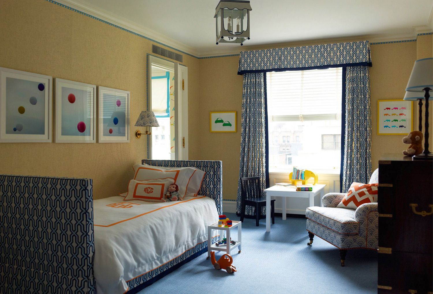 Boy room inspiration belclaire house - Bedroom for boy ...