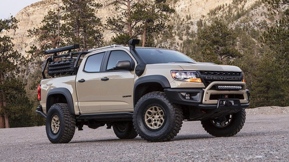 All Of Us Here At Jim Butler Chevy Could Not Be Any More Excited They Have Teamed Up With Now To Build A Concept Off Road Vehicle Based On The