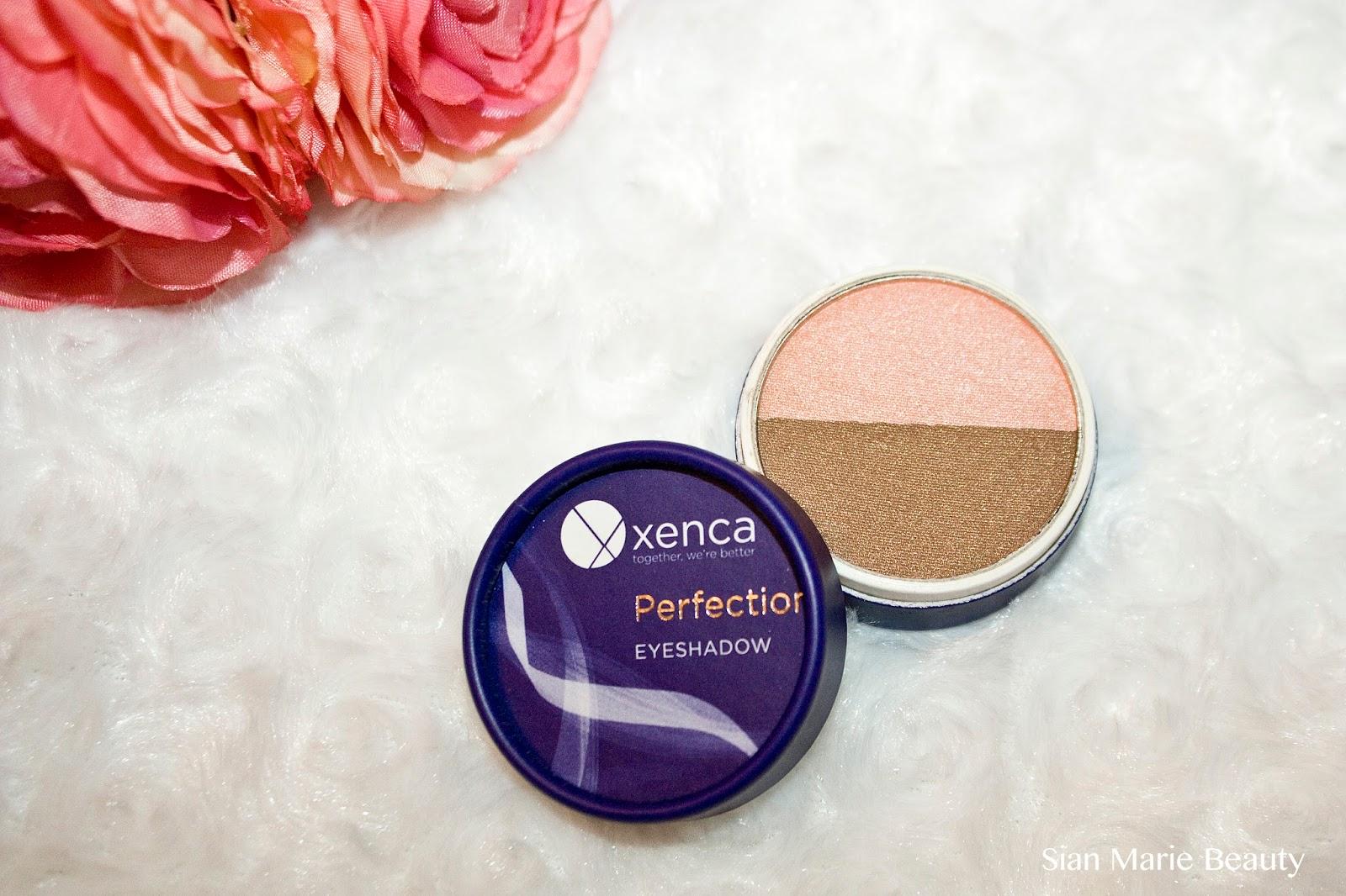 Xenca Perfection Eyeshadow Duo Cappuccino