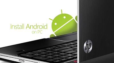 Cara Instal Android Kitkat di PC atau Leptop