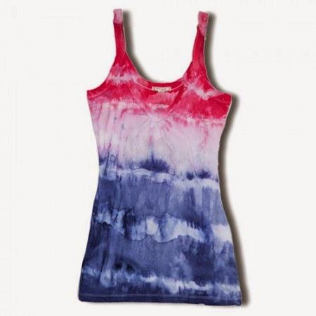 Tie Dye Tank Top Giveaway
