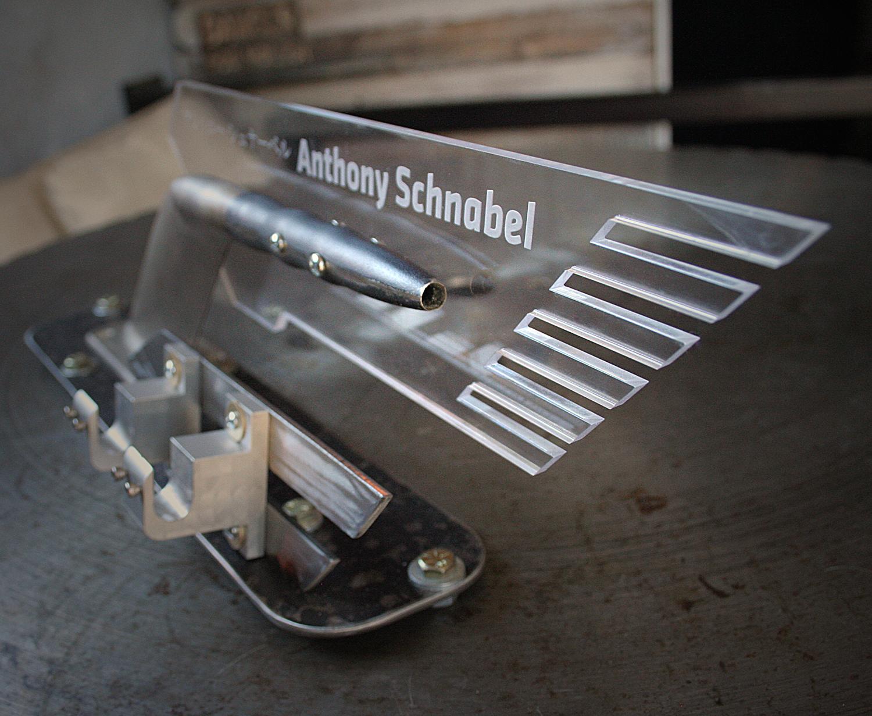 Refinerii Studios: Custom Business Card Holder