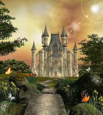 Bienvenidos al castillo de mi princesa - Princess castle