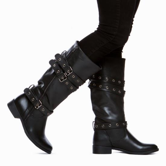 high heels winter wear