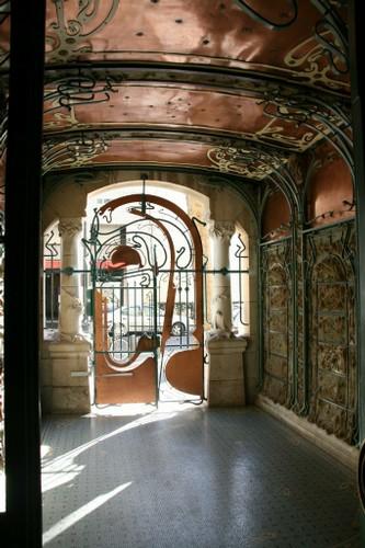 aa joseph vallot histoire du design art nouveau en europe. Black Bedroom Furniture Sets. Home Design Ideas