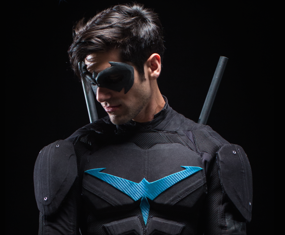 Casting for live-action Nightwing : Nightwing