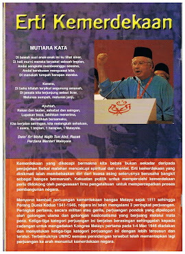 YAB Datp&#39; Sri Mohd Najib Tun Razak