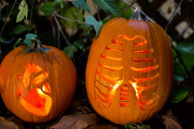 Calabazas Decoradas para Halloween, 10 Ideas Modernas
