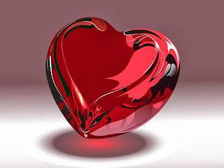 Imagenes de corazones romanticos