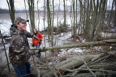 Volunteers boost wildlife habitat improvement efforts in big way