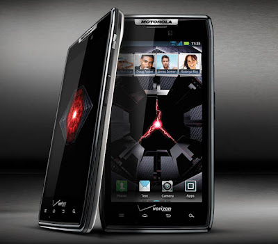Motorola Droid RAZR Review, Specs and Features