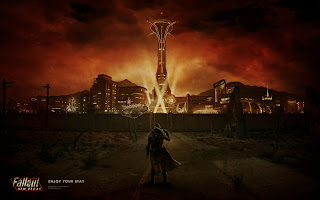 Fallout New Vegas HD Wallpaper
