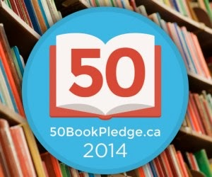 The 50 Book Pledge