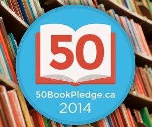 The 50 Book Pledge