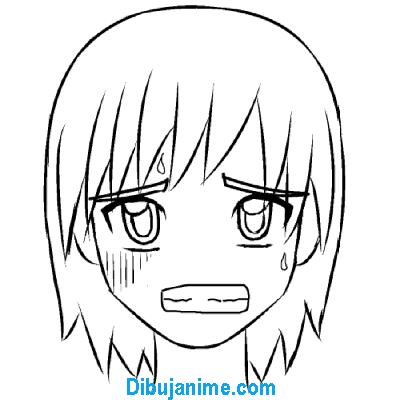 Como dibujar Expresiones del rostro en el Anime – Tutorial – Dibujanime!