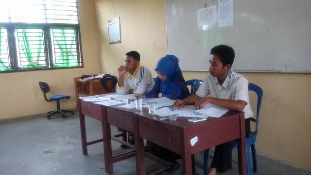 Ujian Laporan Praktek Kerja Industri ATPH SMK Negeri 2 Tambusai Utara 2