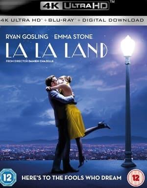 La La Land - Cantando Estações - 4K Filmes Torrent Download capa