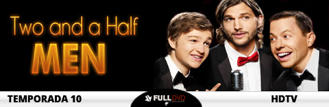 Two and a Half Men 10x15 Paint It, Pierce It or Plug It HDTV Subtitulado 2013