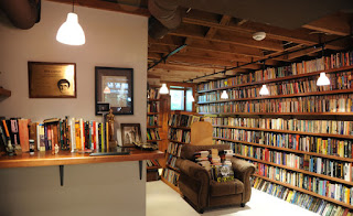 Neil Gaiman's Personal Library