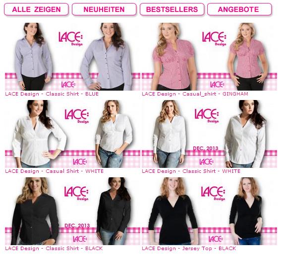 The fabulous world of bras: Shopvorstellung: Lace.de