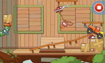 Amazing Alex para Android e iPhone, el nuevo juego de los creadores de Angry Birds