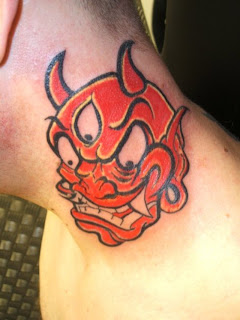 Cartoon Devil Tattoos