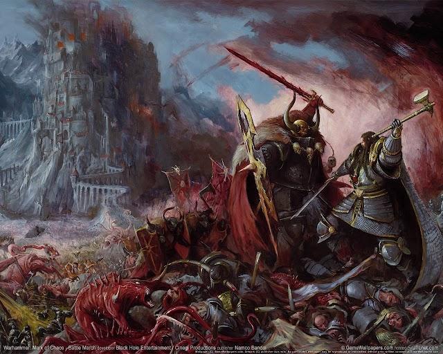 New Warhammer Game!