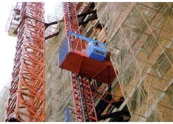 Vận thăng lồng trong xây dựng