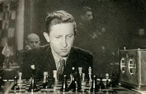 Smyslov, champion du monde d'échecs 1957 © Chess & Strategy