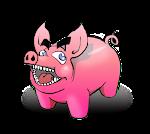 Любимый свин Брежнева.