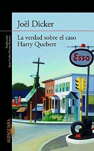 La verdad sobre el caso Harry Quebert - Portada